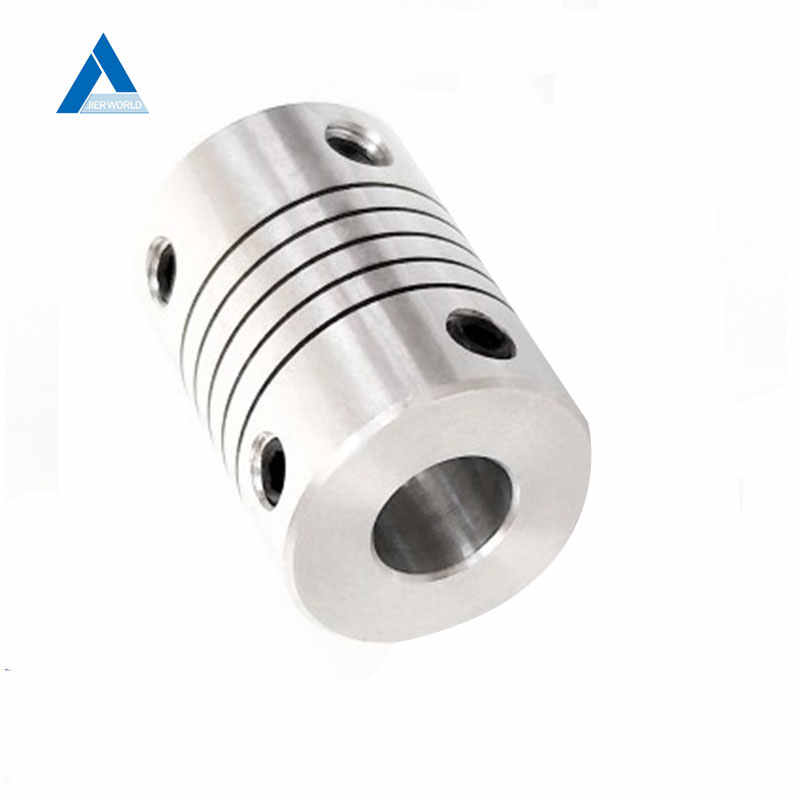 1PC ID= 3 4 5 6 6.35 7 8 9 10mm D19*L25 Aluminium CNC Stepper Motor Flexible Shaft Coupling Coupler Encoders Engraving Machine