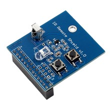 New 38Khz Ir Infrared Control Expansion Board Transceiver Receiver For Raspberry Pi(China)