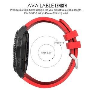 Image 2 - צבעוני שעון להקת רצועת לxiaomi Huami Amazfit קצב סיליקון צמיד יד בנד עבור Amazfit 2/2S סטרטוס קצב שעון רצועה