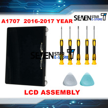 A1707-Screen-Assembly Led-Display A1707 Lcd Macbook Retina Silver Year for Pro EMC 3162/Emc/3072