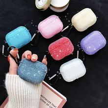Cute Earphone Case For Apple Airpods Pro Case Marble Luxury Hard Cover for Apple Air Pods Pro 3 Headphone Earpods Charging Box(China)