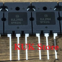 Real Original 100% NEW  MJL21193  MJL21194  MJL21193G  MJL21194G  TO-264  10Pair = MJL21193 10PCS + MJL21194 10PCS