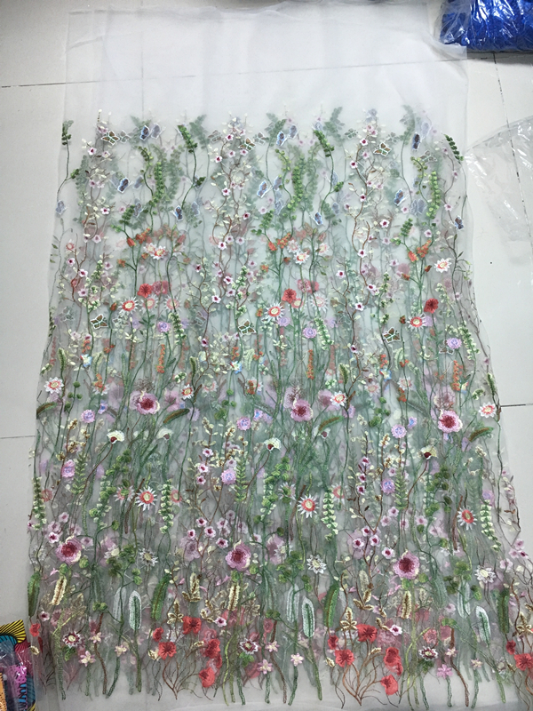 for fabrics dresses french
