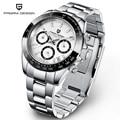 2021 neue PAGANI Design Top Marke männer Sport Quarz Uhren Sapphire Edelstahl Wasserdicht Chronograph Luxus Reloj Hombre