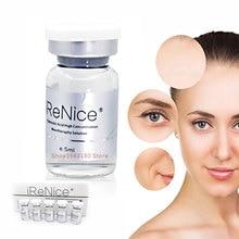 5ml Hyaluronic Acid Ampoule Face Serum Pure Micro Molecular For Mesotherapy gun Hyaluron Pen Whitening Skin Rejuvenation Care