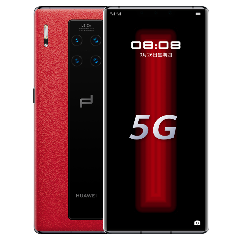 HUAWEI Mate 30 RS 5G мобильного телефона 6,53 дюймов Kirin 990 5G Octa Core Android 10 в Wi-Fi SuperCharge