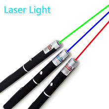 1Pcs Green Blue Red Laser Sight Pointer 5MW High Power Dot Laser Light Pen Powerful Laser Meter 405Nm 532Nm 650Nm Green Lazer(China)