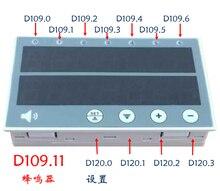 Uniwersalny wyświetlacz tekstu PLC zgodny z krajowym Mitsubishi OP320 płyta sterowania przemysłowego 10MT programowalny kontroler