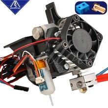 Mellow части 3D принтера Titan Aero V6 hotend экструдер полный комплект+ 3D сенсорный комплект для рабочего стола FDM reprap mk8 i3
