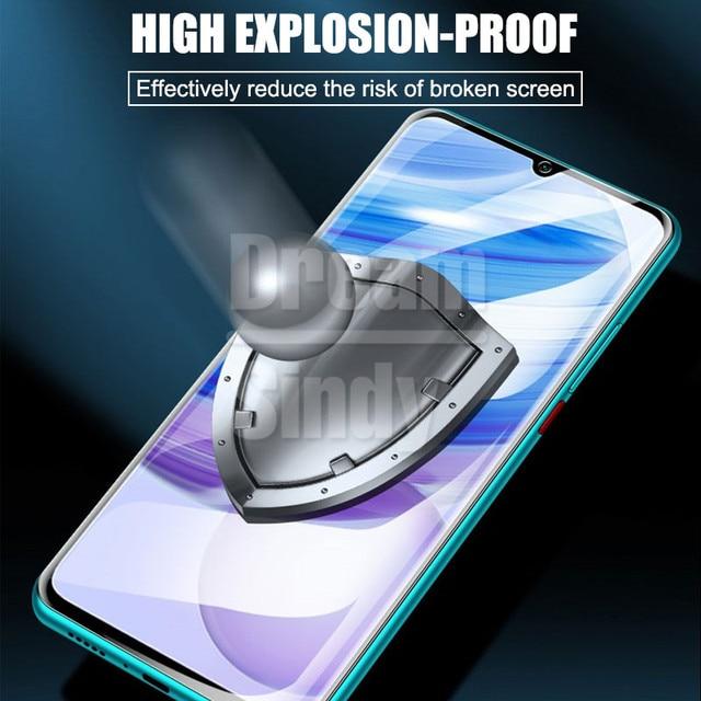2Pcs Hydrogel Film For Xiaomi Redmi Note 9 Pro Max 8 7 9T 9s 8t Soft Screen Protector For Redmi 6 5 PLus 9A 8A 7A 6A 5A No Glass 3