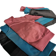 Женские футболки с длинным рукавом nepoagym geo топ для йоги
