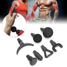 Massage-Head-Set-Machine Massager Gun Body-Relaxation Health Replacement-Head Cares Pain-Relief