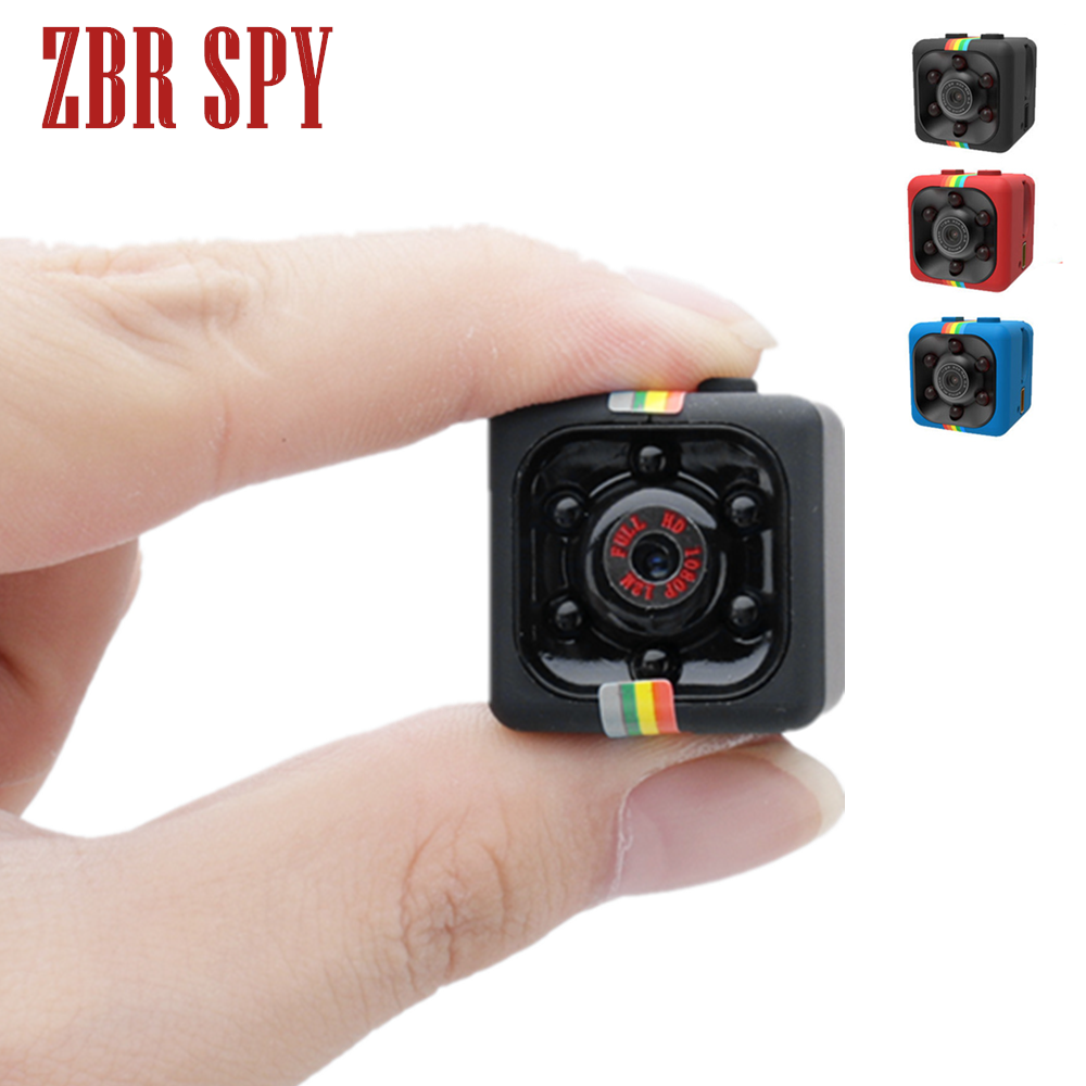 Mini Camera SQ11 960P HD 1080P Small Cam Sensor Night Vision Camcorder DV Motion Recorder Camcorder Micro Video DVR Camera SQ 11