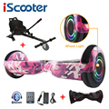6 5 Zoll Für Kind + Aart Stuhl Hoverboard App Smart Elektrische Roller Zwei Rädern Selbst Ausgleich Elektrische Skateboard + LED licht-in Selbstbalancierende Scooter aus Sport und Unterhaltung bei