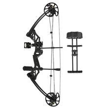 Destro caça tiro com arco composto conjuntos de alta qualidade arco tiro