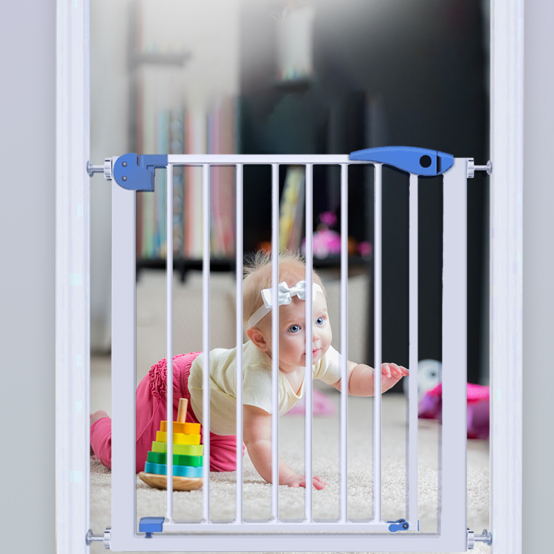 Baby Safety Gate Security Stairs Door Fence For Kids Children Protection Safe Doorway Gate Pets Dog Fence For Protect Children