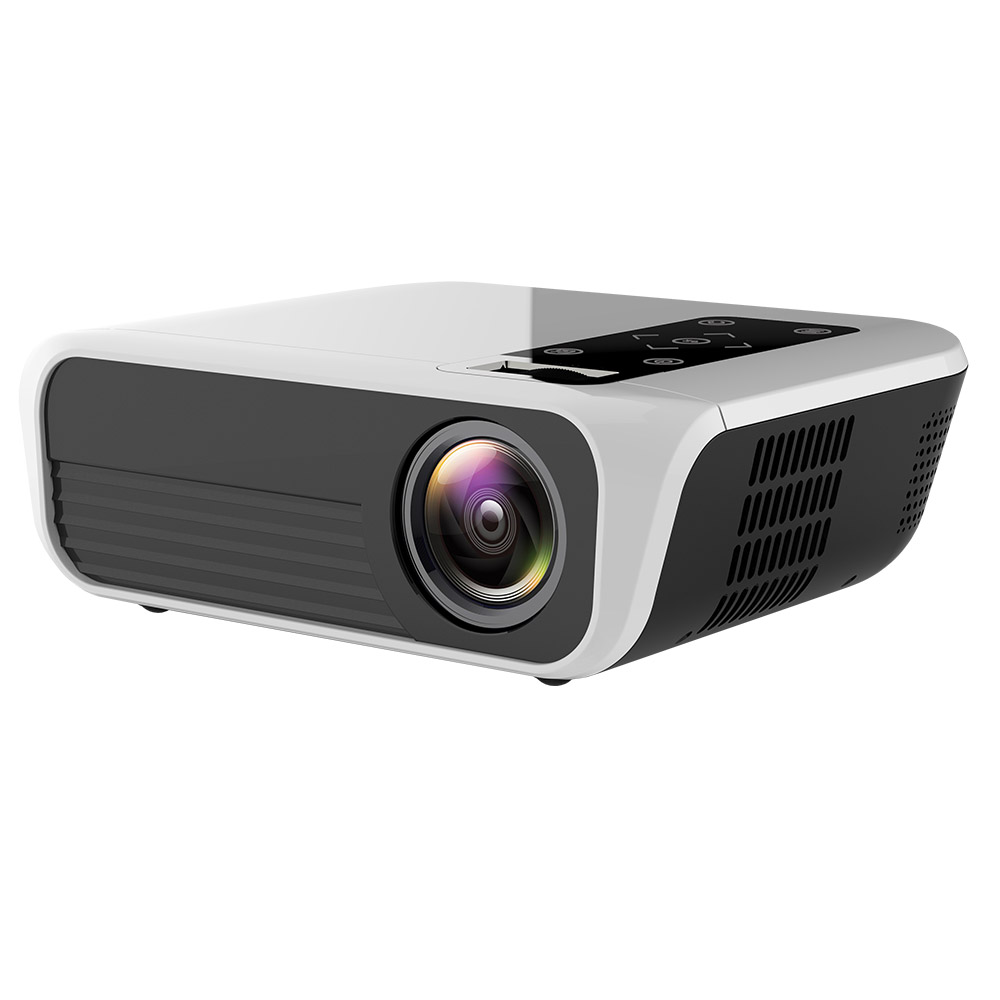 Mini Projector Home Theater Full-Hd 1080P LCD Android-Version Lumens 16G 3000 2G Toprecis-T8