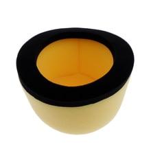 Elemento de filtro de ar mais limpo forkawasaki kdx klx kl125 200 220 250 300 650