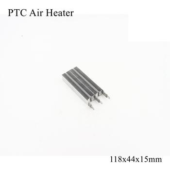 118x44x15mm 220V 800W ogrzewacz PTC ceramiczny termistor ogrzewanie powietrza Mini grzejniki zewnętrzne indukcja akwarium samochód Film płyta tanie i dobre opinie Patio grzejniki Elektryczne Zaopatrzony