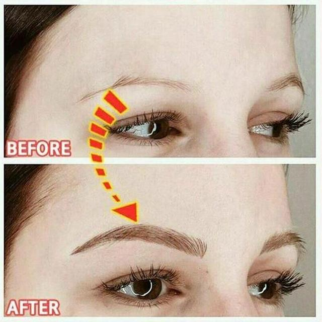 4D Hair-like Eyebrow Tattoo Sticker 4D Hair-like Authentic Eyebrows Waterproof Long Lasting Eye brows Styling Cosmetic Tool 4