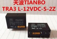 100% Новый оригинальный реле 10 шт./лот TRA2L-12VDC-S-Z TRA2 L-12VDC-S-Z 16A 8PIN может заменить G2R-1-E-DC12V
