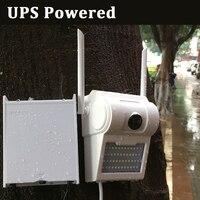 UPS güç kablosuz Wifi kameralar açık 1080P ev güvenlik bulut gözetim 2mp IP kameralar gece görüş