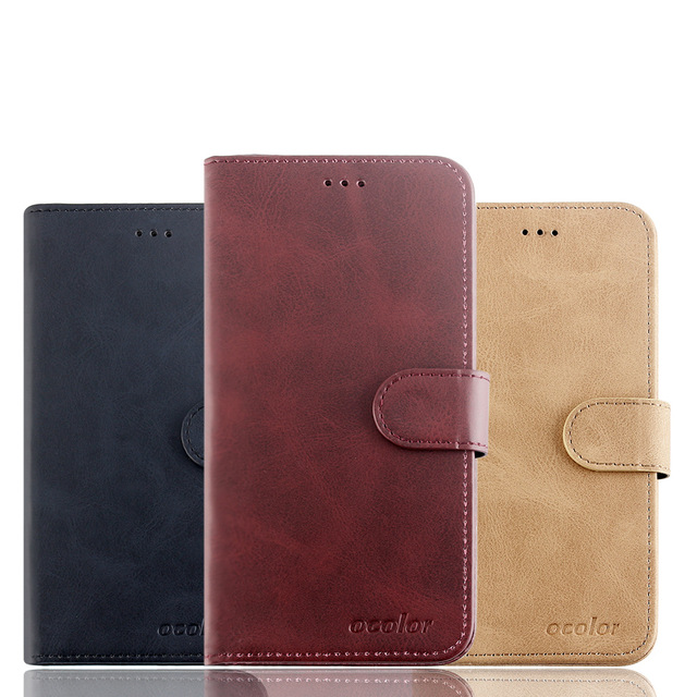 Leather Flip wallet Phone cover Case For For BlackView A10 A20 A30 S8 P6000 with Magnet Card Holder Flip Coque