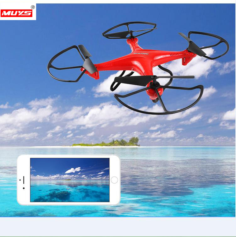 Hot Selling Drop-resistant Remote Control 4-Axis Aircraft Unmanned Aerial Vehicle Aviation Model Aerial Photography Shop Agent