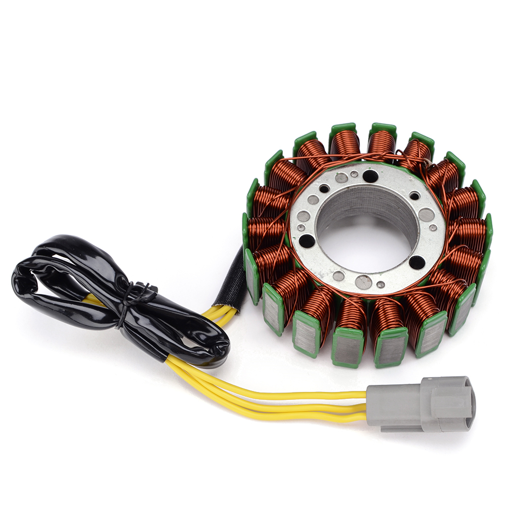 Motorcycle 12V Stator Coil Fits For Sea doo <font><b>GTX</b></font> LTD <font><b>260</b></font> 300 RXT RXP X 130 GTS 1500 <font><b>GTX</b></font> 4 TEC Supercharged Ltd Wake 215 GTR RXP image
