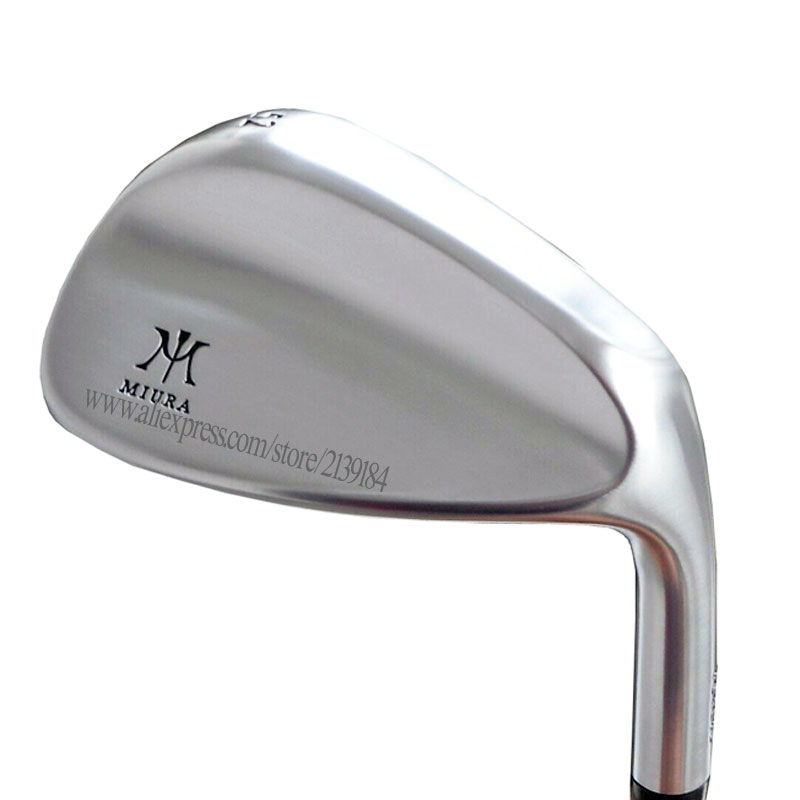 New Golf Clubs Miura Tour Golf Wedges 48 50 52 54 56 58 Or 60 FORGED Wedges Clubs Steel Shaft Golf Set Free Shipping