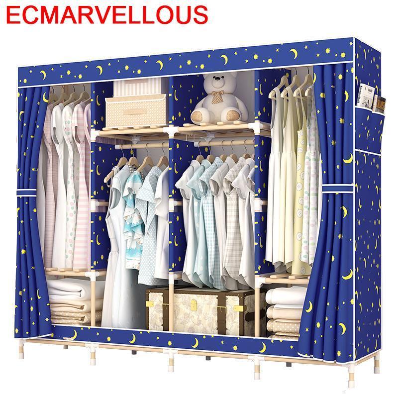 Ropero font b Closet b font Storage For Dresser Armoire Rangement Armario Gabinete Cabinet Mueble De