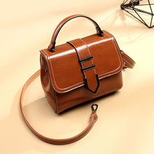 Genuine Leather Fashion Bag For Women 2019 Handbags Cowhide Famous Brands Designer Handbags Luxury Women Crossbody Bags Lady Bag zooler bags handbags women famous brand crossbody bag small superior cowhide leather messenger bag for lady mini bag 3821