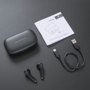 Image 5 - SoundPEATS TrueBuds אמיתי אלחוטי אוזניות Bluetooth 5.0 מגע בקרת TWS אוזניות עם 2600mah טעינת מקרה