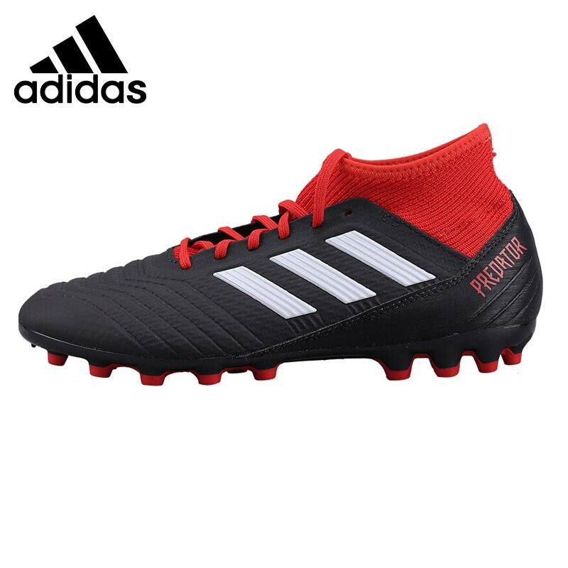 Original New Arrival Adidas PREDATOR 18.3 AG Men's Soccer Shoes Sneakers