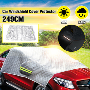 Universal Car Cover Windshield