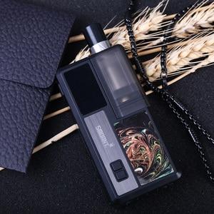 Image 3 - 2020 nuovo originale Smoant Knight 80 RBA Pod Mod Kit 18650 batteria 4.0ml Pod Kit sigaretta elettronica Vape Mesh bobina RBA