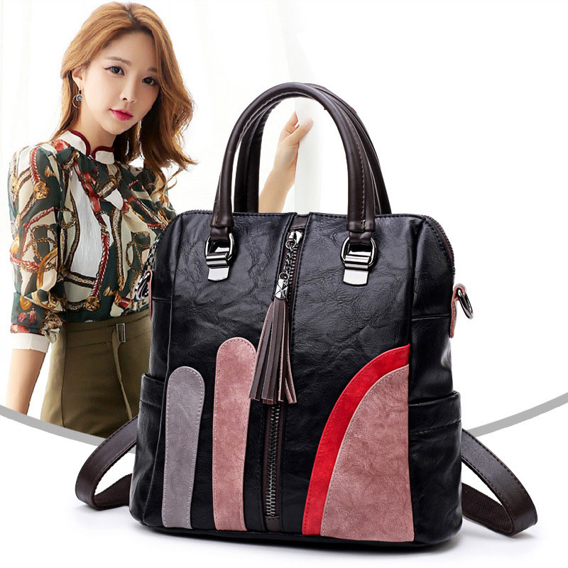 Women's Leather Bag 2020 Trend Bags Genuine Leather Crossbody Bags