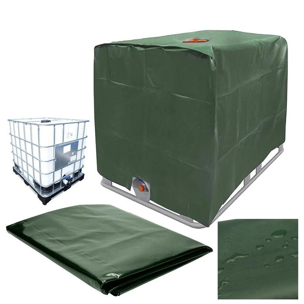 Dustproof-Cover Container IBC Rainwater-Tank Waterproof 1000-Liters Oxford-Cloth And