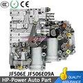 100% работа OEM JF506E 09A JF506-E коробки передач клапан соленоидов тела JF506E JF506E09A для Фольксваген MK4