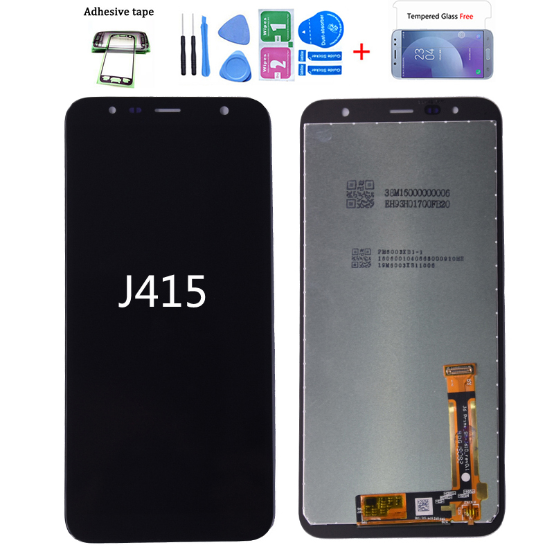 Original For Samsung Galaxy J4+ J415 SM-J415F J415FN LCD Display Touch Screen Assembly For Samsung J4 Plus J415  Lcd Screen