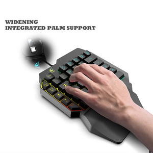 3 в 1 Bluetooth игровая клавиатура мышь комбо-конвертер для смартфонов ПК PUBG Аксессуары для мобильных игр