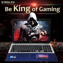 "15.6 ""Core I7 Gaming Notebook PC Ram 8GB SSD 128 GB/64 GB + 750 GB/ 1TB HDD CPU Intel Metal Bahasa Perancis Azerty Bahasa Spanyol Keyboard Rusia(China)"