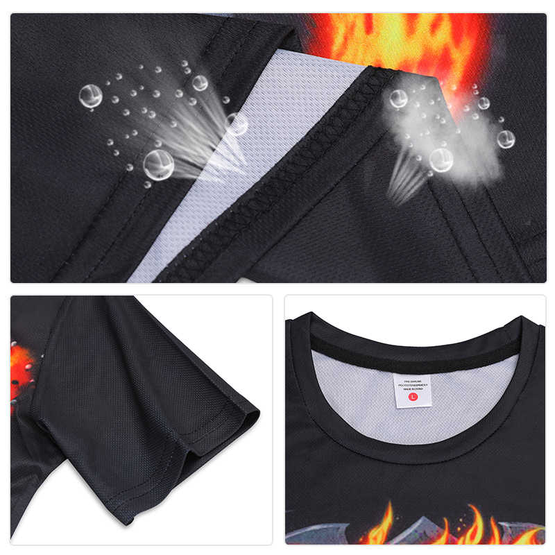 2019 drôle imprimé hommes T-shirt décontracté à manches courtes col rond mode 3D T-shirt hommes/femme t-shirts haut de haute qualité marque T-shirt