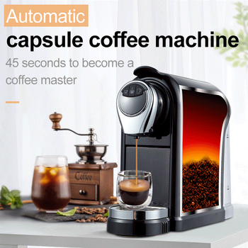 HiBREW coffee machine coffee maker automatic espresso Capsule espresso machine espresso maker Nespresso Dolce gusto cafe
