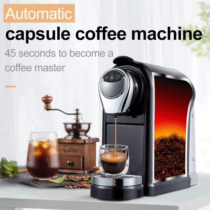 Coffee Machine Coffee Maker Automatic Espresso Capsule Coffee Machine Espresso Machine Espresso Maker Nespresso Dolce Gusto Cafe