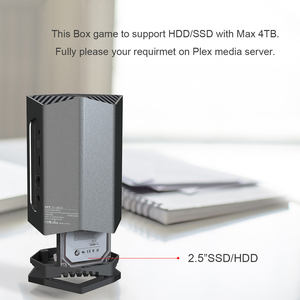 Image 4 - A95X MAX Plus Gaming TV Box Android 9.0 Amlogic S922X 4GB RAM/64 GB ROM 1000M LAN lecteur multimédia avec manette 2.4G télécommande