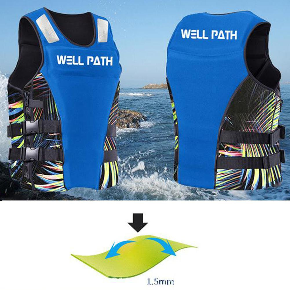 Professional Life Jacket Vests Adults/Youth Women/Men For Fishing/Rafting/Surfing/Sailing/Drifting/Swimming