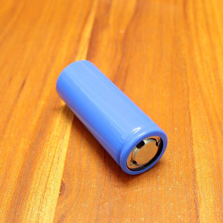 5pcs/lot 26650 Lithium Battery Hollow Place Tube Mobile Power Placeholder Steel Shell DIY
