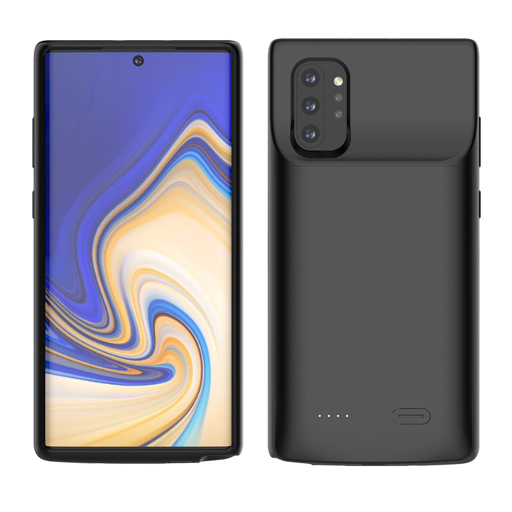 6000Mah Extended Phone Battery Power Case For Samsung Galaxy Note 10+ Powerbank Charge Cover For Samsung Galaxy Note 10+ G4