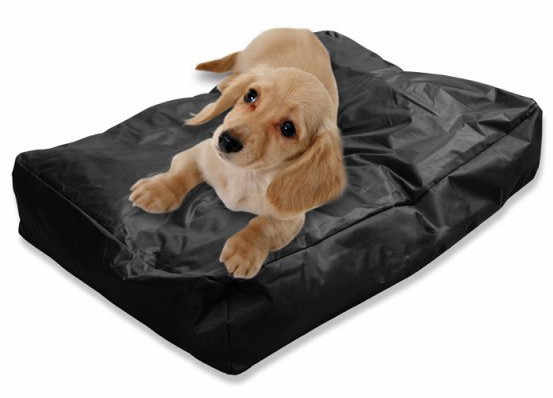 Marvelous Black Outdoor Bean Bag Dog Bed Hpet 4 Waterproof Beanbag Theyellowbook Wood Chair Design Ideas Theyellowbookinfo